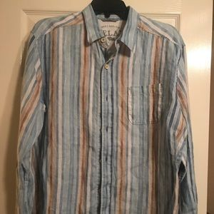Tommy bahama relax men's button down medium